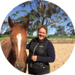 Dr. Kym Austin, Morphettville Equine Clinic, South Australia