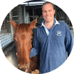 Dr. Ashley Vermeulen, Morphettville Equine Clinic, South Australia